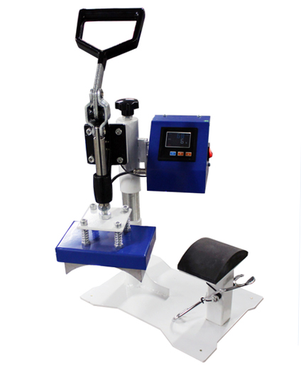 LCD Serie Swing Cap Heat Press Machine