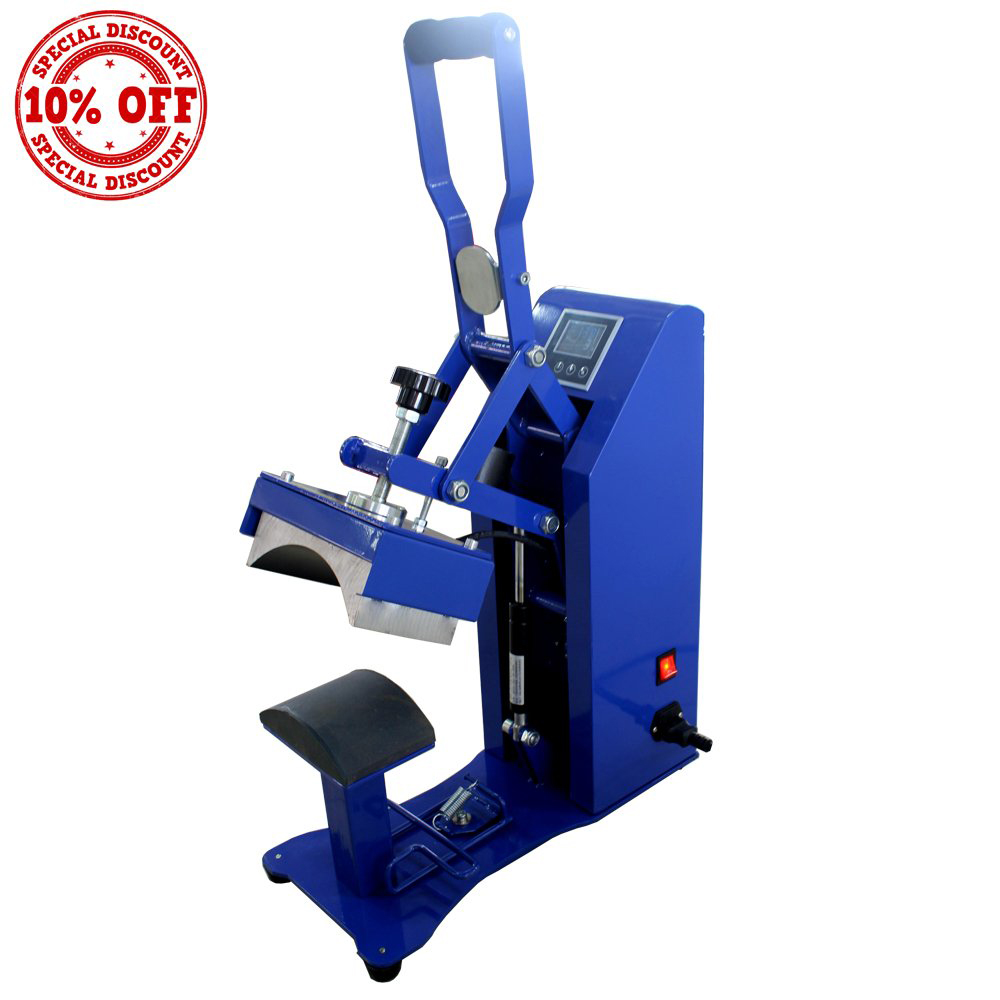 Auto Open Cap Press Machine