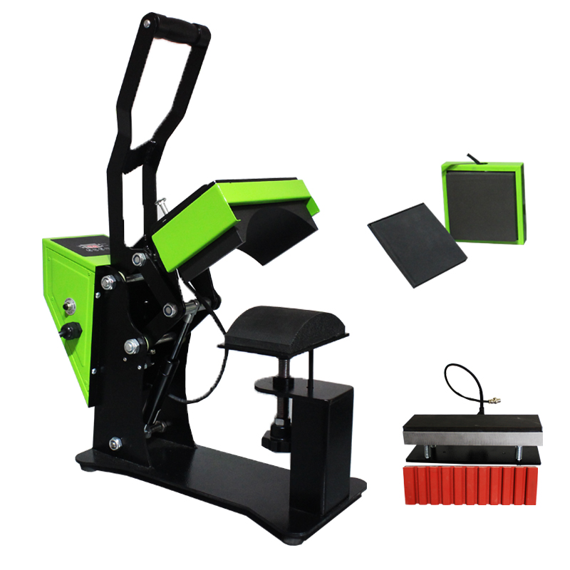 3IN1 Pen/Cap/Label Heat Press